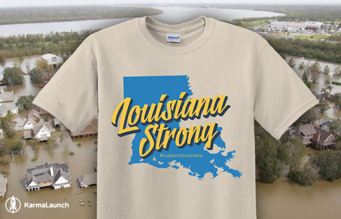 Louisiana Flood Fundraiser