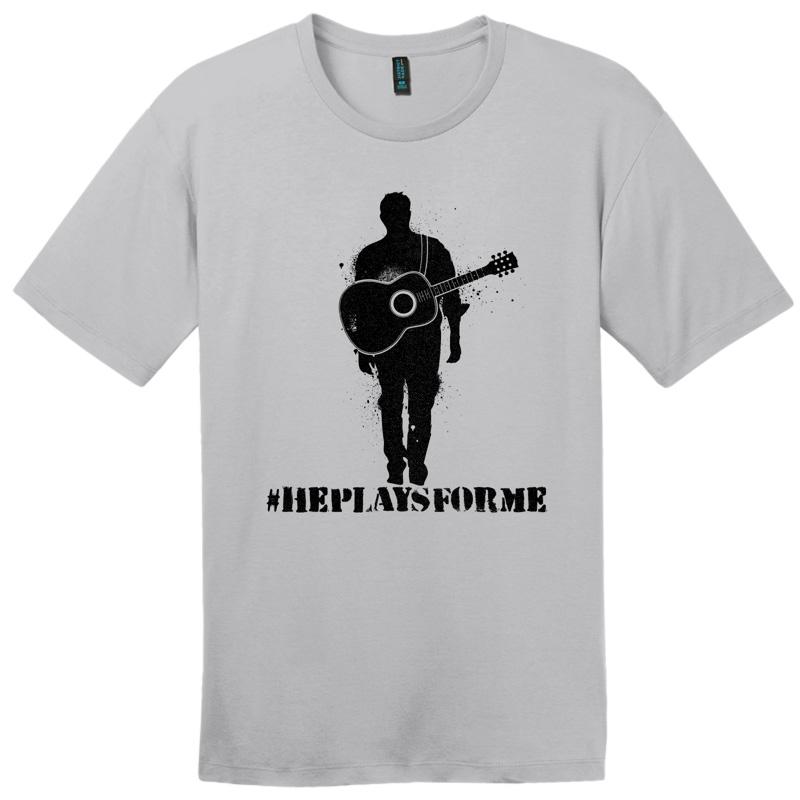 heplaysforme t-shirt fundraiser